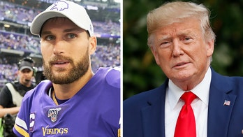 Vikings quarterback Kirk Cousins receives congratulatory call from Trump: report