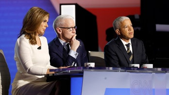 Democratic presidential debate question about Ellen sparks outrage