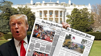 White House won't renew subscriptions to 'fake' New York Times, Washington Post following Trump's 'Hannity' hint