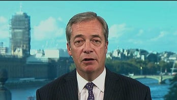 Nigel Farage: Parliament doesn't represent public opinion on Brexit