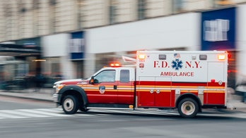 Two New York City EMTs in critical condition after suffering separate medical emergencies at same crash