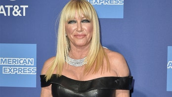 Suzanne Somers says her secret to staying fit at 73 is never dieting