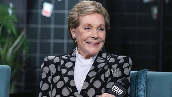 Julie Andrews reveals she watched a fake orgy scene at her husband's request