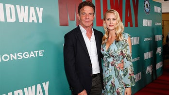 Dennis Quaid, 66, and Laura Savoie, 27, credit Christian faith to being their 'greatest source of strength'