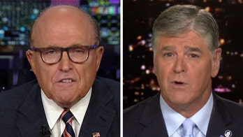 Rudy Giuliani claims unsolicited Biden info sparked his Ukraine probe on behalf of Trump: 'They put it in my lap'