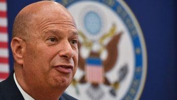 House Dems subpoena Sondland after State Department blocks him from testifying on Ukraine