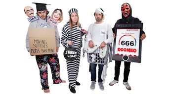 Natural Light's Halloween costume contest offers cash to those who dress like adult 'scaries'