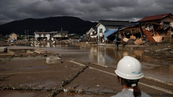 Typhoon Hagibis: Japanese outrage after homeless people turned away from shelter