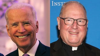 Cardinal Dolan supports priest who denied Joe Biden communion, but says he wouldn't have done it