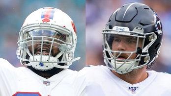 Buffalo Bills' Jordan Phillips savages Tennessee Titans' Taylor Lewan on social media
