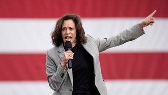Kamala Harris lobs personal attack after Trump Jr. Twitter jab: 'You wouldn't know a joke if one raised you'
