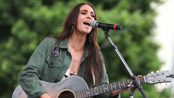 Country singer Kelleigh Bannen says her debut album was nearly 10 years in the making
