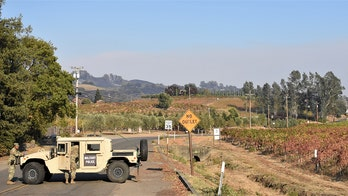 California wildfires: 700 National Guard members activated