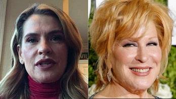 'Buffy' actress Kristy Swanson slams Bette Midler's tweets on Sen. Rand Paul