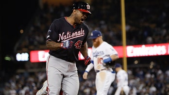 Washington Nationals' Howie Kendrick delivers go-ahead grand slam against former team in NLDS