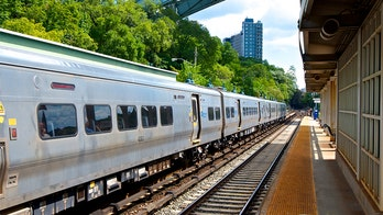 New York train rider reports suspicious packages, turn out to be machines used to report suspicious packages