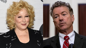 Bette Midler on Rand Paul's Syria comments: We should 'be more grateful' to man who assaulted him