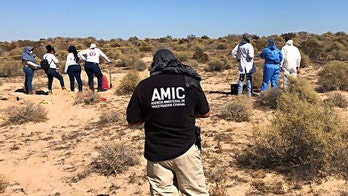 Mexican officials uncover more bodies buried in mass grave south of Arizona border; total at 58