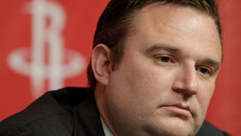 Daryl Morey, Rockets owner avoid questions on Hong Kong, China controversy after ex-GM's exit: report