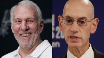 San Antonio Spurs' Gregg Popovich hits Trump while expressing support for Adam Silver amid China row