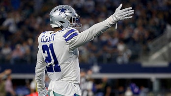 Cowboys' Ezekiel Elliott after victory over Eagles: 'We don't give a f---k what Doug Pederson says'