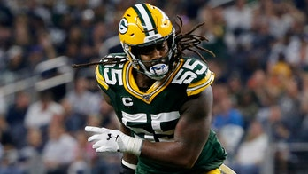 Packers' Za'Darius Smith sends one-word message to critics after sack