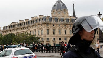 Paris knife attack in police station kills at least 4, including 3 officers, assailant shot dead: officials