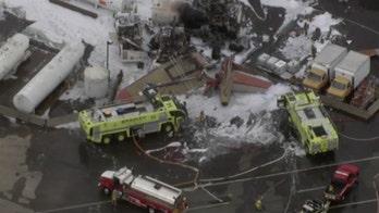 Investigation into cause of Connecticut WWII-era plane crash underway, victims identified
