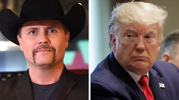 Watch: County music star John Rich does perfect impersonation of President Trump