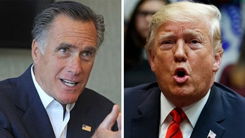 Trump calls Romney a 'disgrace' for impeachment vote
