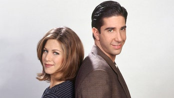 Jennifer Aniston reignites 'Friends' debate about Ross' and Rachel's relationship