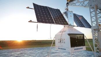 Samsung 'SpaceSelfie' satellite crash-lands in Michigan yard, reports say