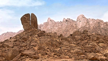 Saudi Arabia opens tourism to ancient biblical sites: 'The atmosphere is changing'