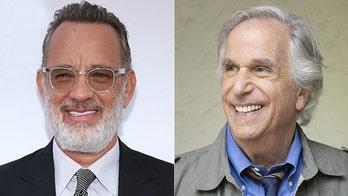 Henry Winkler talks rumored Tom Hanks feud: 'That was just fun'