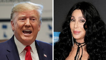 Cher calls Trump a 'wh---,' says Pelosi 'could kick his mammoth a--'