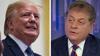 Trump tax return ruling 'obliterated' president's argument, Judge Napolitano says