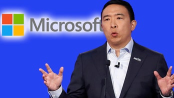 Andrew Yang knocks Microsoft's search engine during Dem debate: 'Sorry ... it's true'