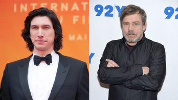 'Star Wars' co-stars Mark Hamill, Adam Driver work together to find a lost dog