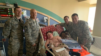 Boy, 11, with terminal brain cancer asks for 'patches and prayers' from military, law enforcement, fire communities