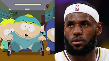 'South Park' rips LeBron James for his China remarks in latest episode