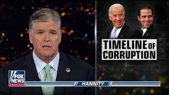 Hannity: Bidens' 'shady dealings' overseas would have media 'obsessed' if Trump clan was involved