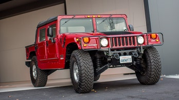 Hummer may return as electric truck brand, report says