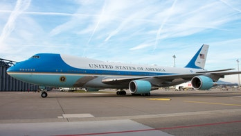 Halloween-inspired meal on Air Force One confuses Twitter users