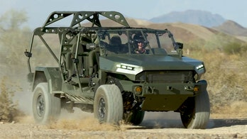 Chevrolet Colorado ZR2-based Infantry Squad Vehicle looks to enlist in US Army