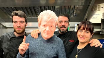 Restaurant holds 'Gordon Ramsay Night' after prankster claims famous chef is showing up