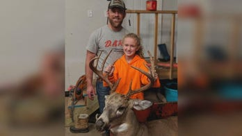 Young Minnesota hunter, 11, bags 12-point buck on her very first hunt