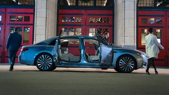 Lincoln increasing production of $115G Continental with 'suicide' doors for 2020