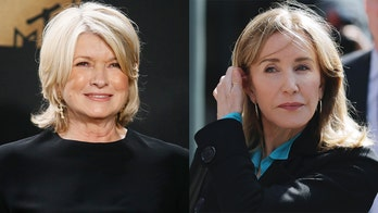Martha Stewart mocks Felicity Huffman's prison style: 'She looked pretty schlumpy'
