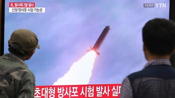 North Korea fires 2 missiles amid stalled denuclearization talks, officials say
