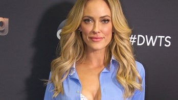 'Dancing with the Stars' pro Peta Murgatroyd sworn in as US citizen: 'Dreams really do come true'